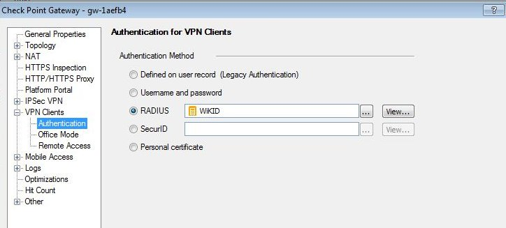 vpn two-factor auth